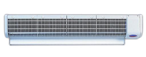 Olefini Elektrikli Isıtıcılı REH 22 Endüstriyel Tip Hava Perdesi