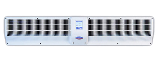 Olefini Elektrikli Isıtıcılı LEH 23 Endüstriyel Tip Hava Perdesi