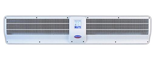 Olefini Elektrikli Isıtıcılı KEH 26 Endüstriyel Tip Hava Perdesi